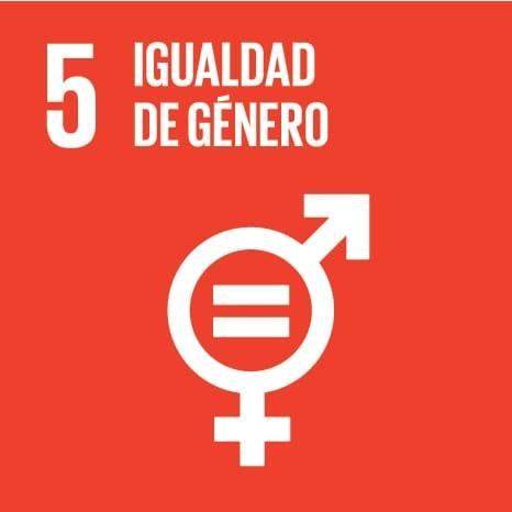 SDG Igualdad de género